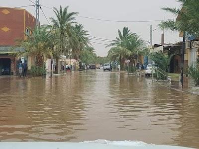 المجلس الوزاري المشترك يقرر تعويض المتضررين من فيضانات إليزي.