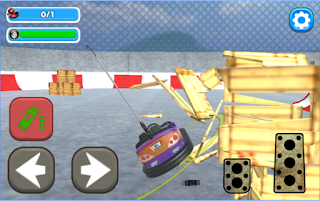 Game Bumper Cars Blocky Destruction App