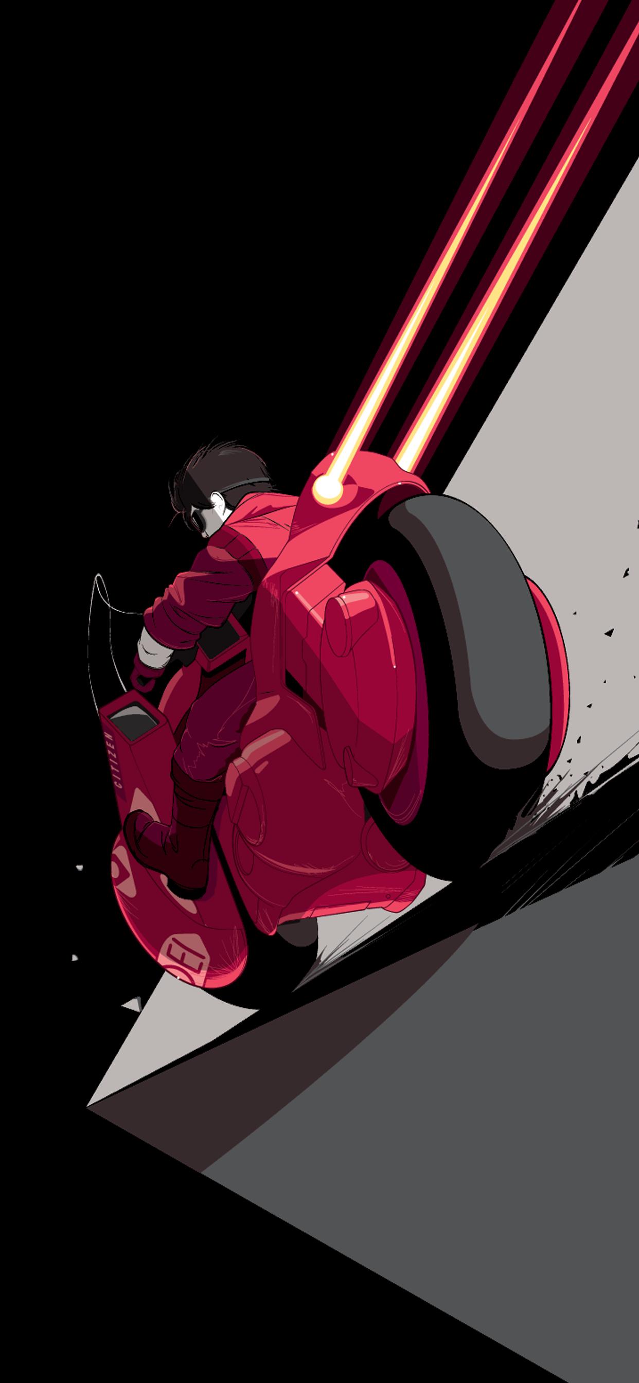 Akira Anime Wallpaper Iphone Heroscreen Cool Wallpapers