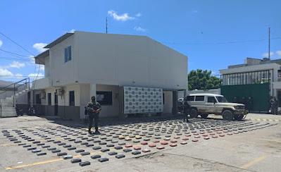 hoyennoticia.com, Incautan otro cargamento de coca en Maicao