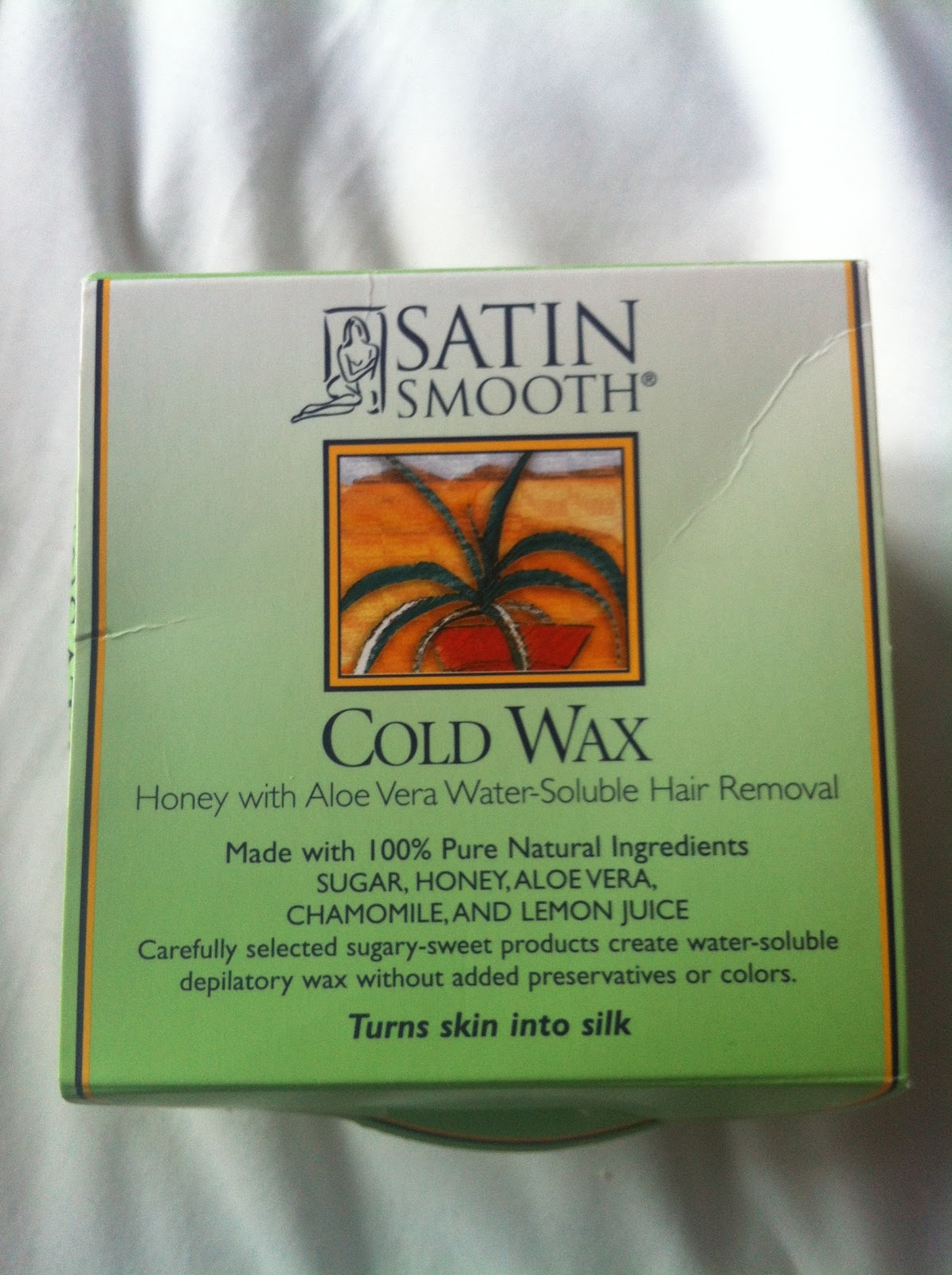 Satin Smooth Cold Wax 98