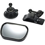 How To Install A Baby Car Mirror For A Car With No
