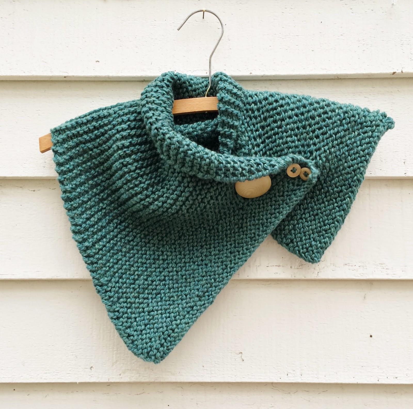 dottie angel: a knitted 1930's neck warmer ...
