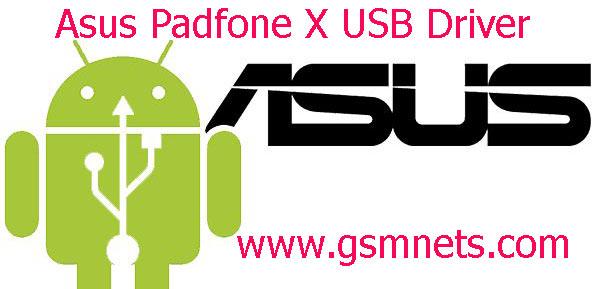 Asus Padfone X USB Driver Download