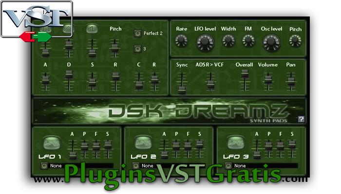 DSK DreamZ - Plugin VST Sintetizador Grátis