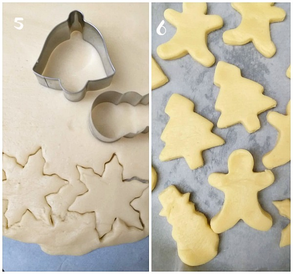 how to make best cut out sugar cookies