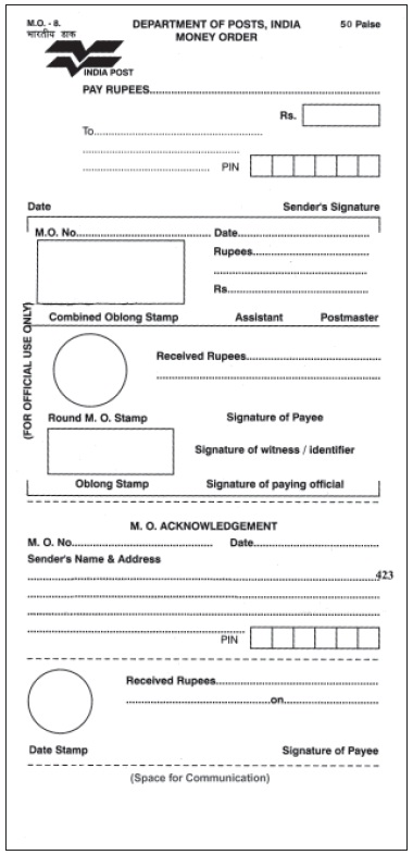 Best Money Order Form Pictures  Best Resume Examples By Industry