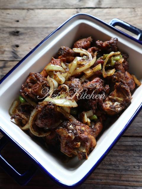 Ayam Goreng Kicap Simple