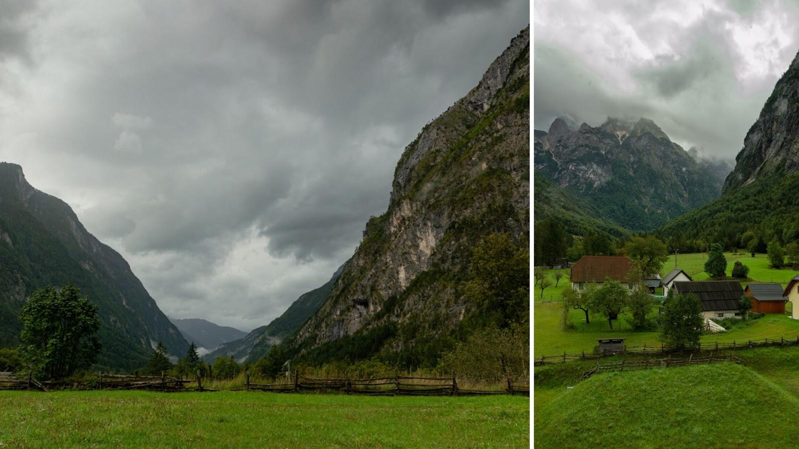 Narodowy Park Triglav Trenta Dolina Soczy Słowenia Szlaki