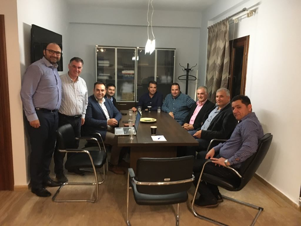 Δήμος Σιθωνίας: Συνάντηση ενημέρωση με το πράσινο  Ταμείο