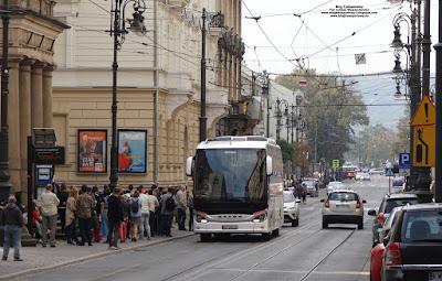 Setra S515 HD, Przewóz Osób Andrzej Żuławiński, Dobczyce