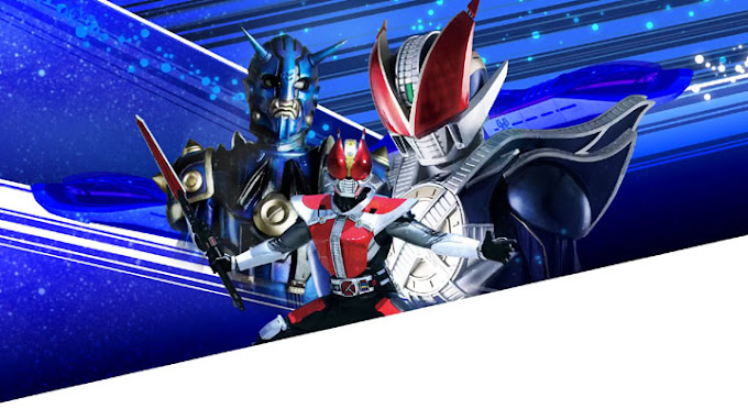 Kamen Rider Cho-Den-O Trilogy 02: Episode Blue Subtitle Indonesia