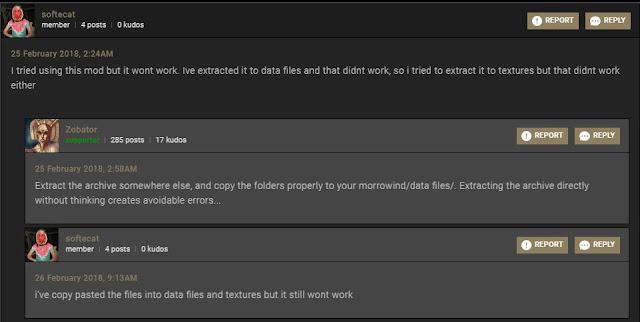 Morrowind's Landscape Retexture Mod Review