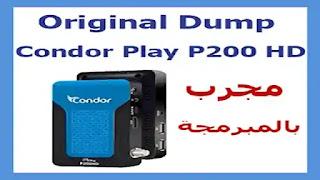 Dump Condor Play P200 HD