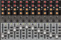 Cara setting mixer audio