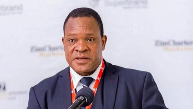 Zimbabwe Minister, Anxious Masuka Distances Himself from Siphosami Malunga.lelemuku.com.jpg