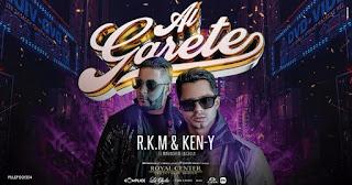 RKM y KEN Y en concierto Fiesta AL GARETE Bogota