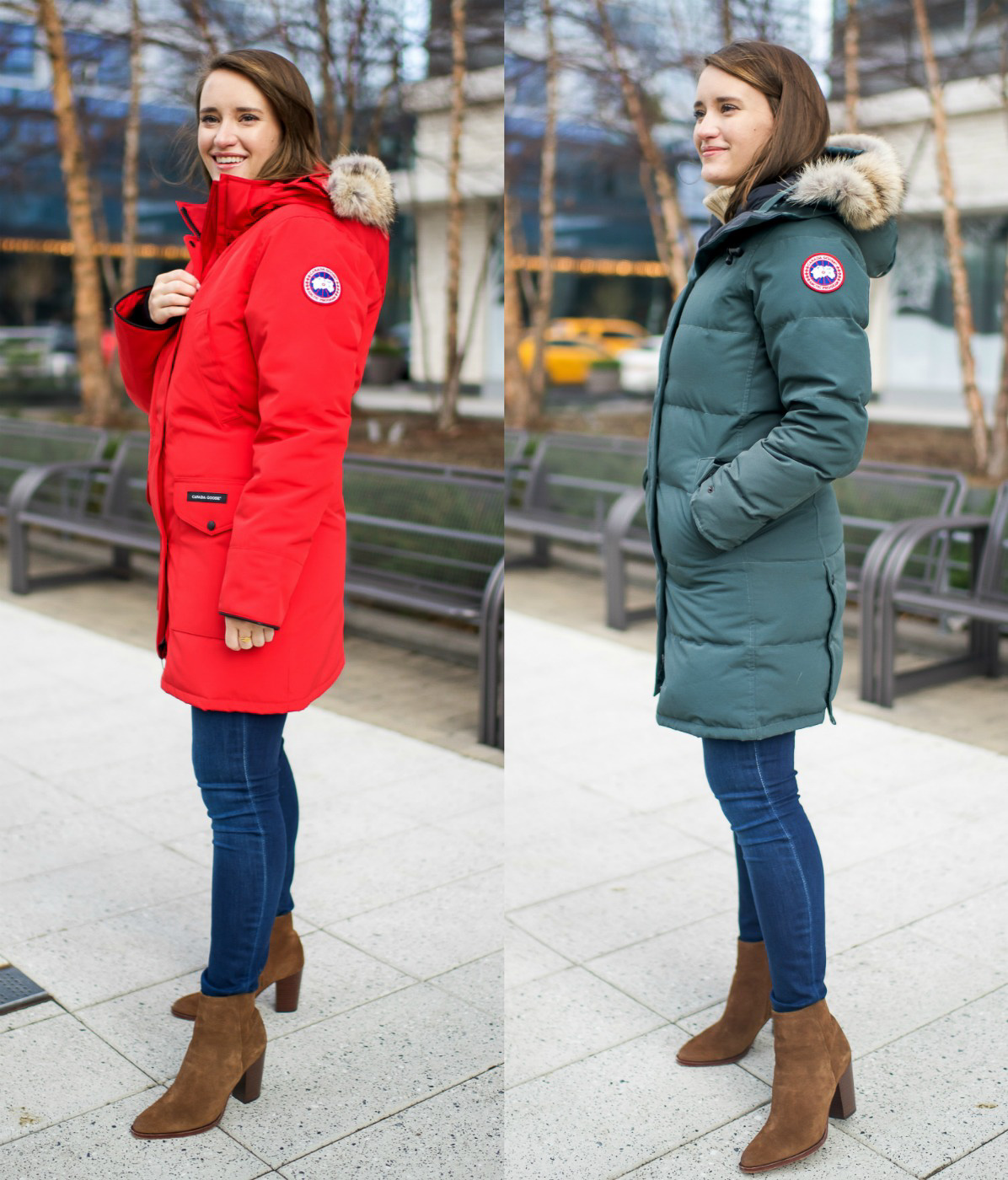 canada goose rowley parka review