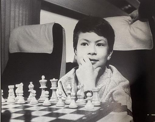 Joël Lautier, né le 12 avril 1973 à Scarborough au Canada, est un joueur d'échecs français - Photo © Catherine Jaeg