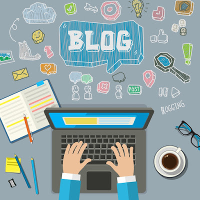 Blogging Ketinggalam Zaman, Betul ke Sampai Macam Tu Sekali