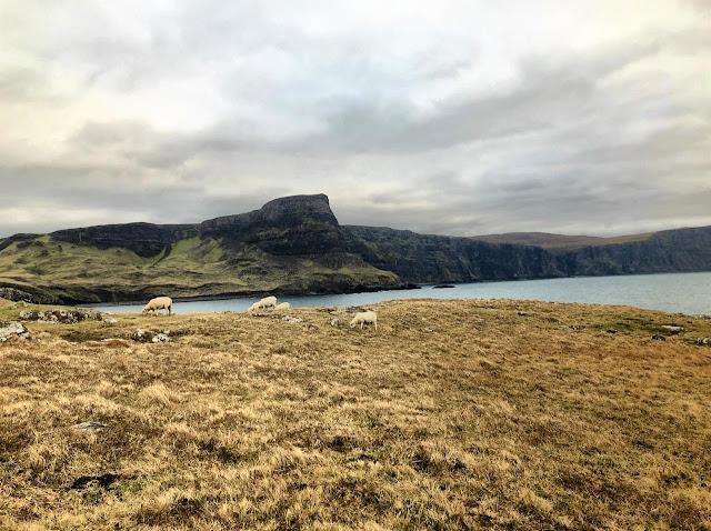 paisagens de Skye