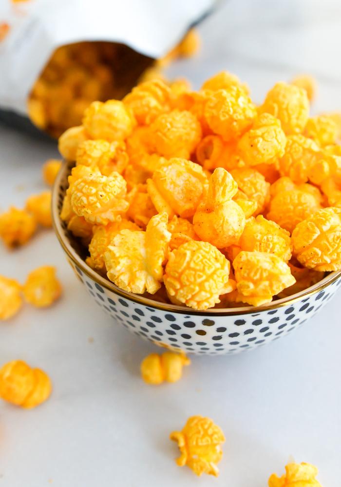 Trader Joe's review: Synergistically Seasoned Popcorn