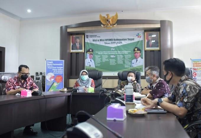 Pemerintah Kabupaten Tegal Akan Fokuskan Tiga Rencana Kebijakan Pembangunan Tahun 2022