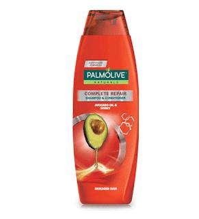 Palmolive Naturals Complete Repair Shampoo 350 ML