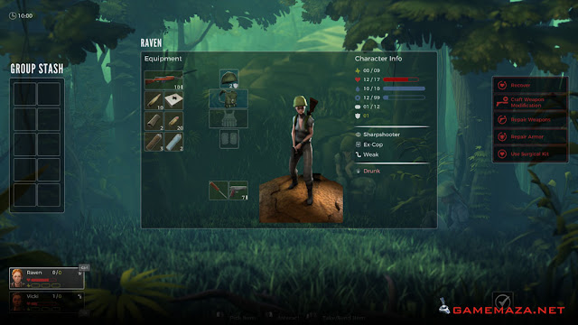 Jagged Alliance Rage Gameplay Screenshot 2