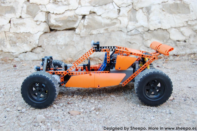 Sheepos Garage Spark Raid Buggy With Sbrick And Instructions
