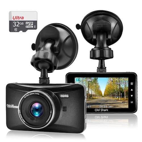 EconoLED Dash Camera