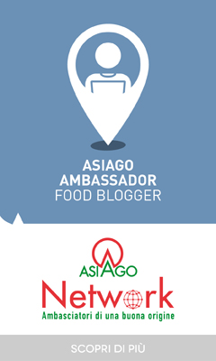 Asiago Cheese Food Ambassador