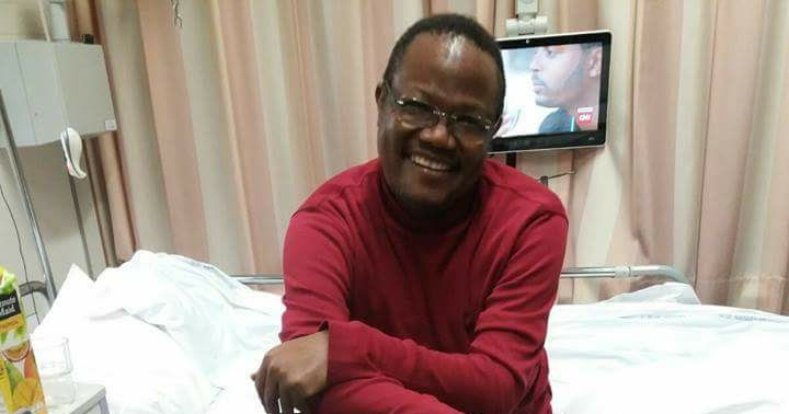 Tundu Lissu Sasa Anaweza Kutembea Mwenyewe