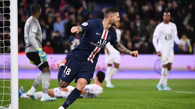 PSG Coach Gives Signal to Permanent Mauro Icardi