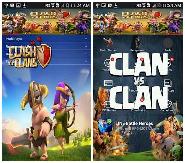 BBM Mod Clash Of Clans V2.12.0.11