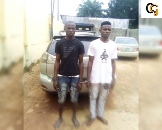 SAD NEWS: TWO TEENAGERS ROBBED AND KILLED 45 YEARS OLD MAN IN ANAMBRA STATE,(PHOTOS)