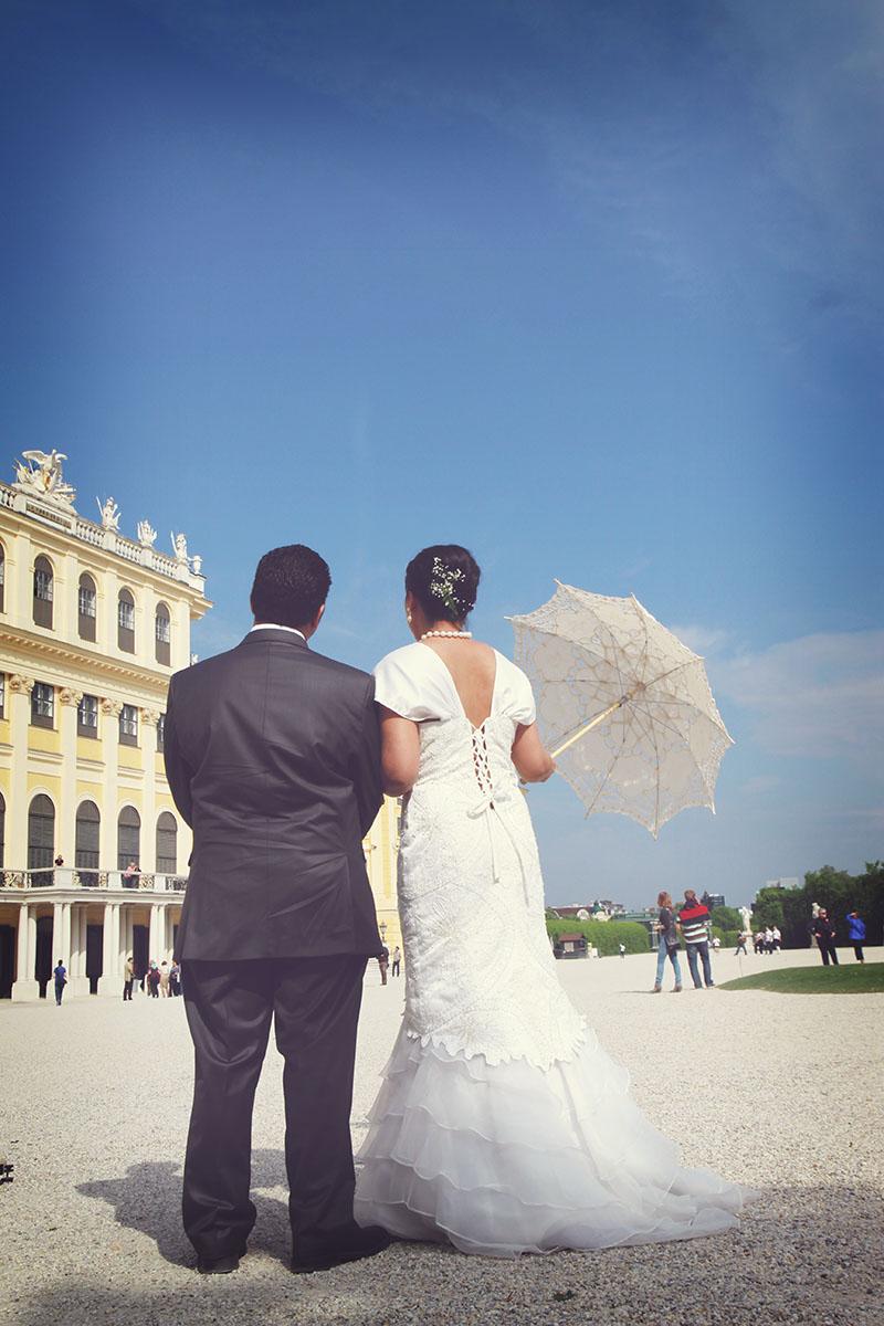 Wedding, Schönbrunn