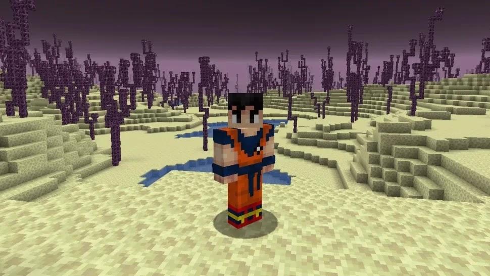 سكن جوجو Goku