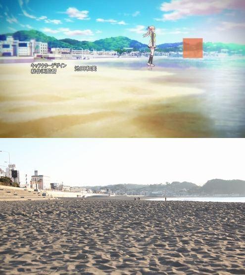 47 gambar Anime vs Dunia nyata yang dapat dijadikan pilihan untuk wallpaper komputer