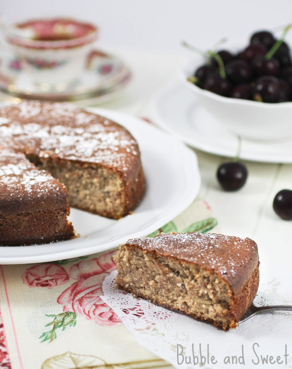 cranberry christmas cake gluten free cooking