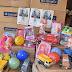 Por el Día de Reyes el gobierno regala   juguetes a niños de toda la provincia