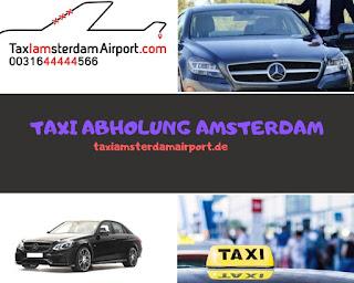Taxi Abholung Amsterdam