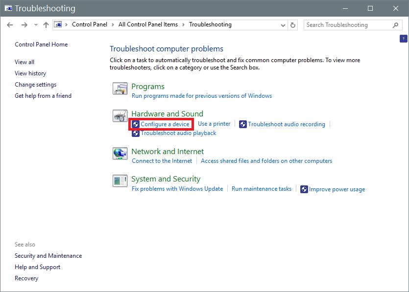 Troubleshooting là gì ? Và cách sử dụng để sửa lỗi Windows • Học Lỏm