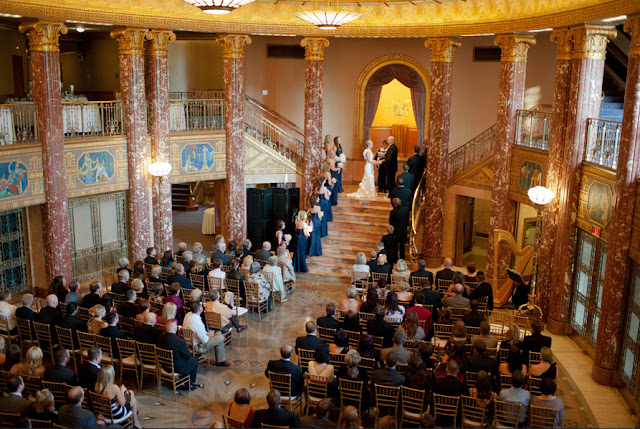 Wedding Venues In Cleveland Ohio severance hall cleveland