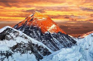 Hva er det høyeste fjellet i verden?