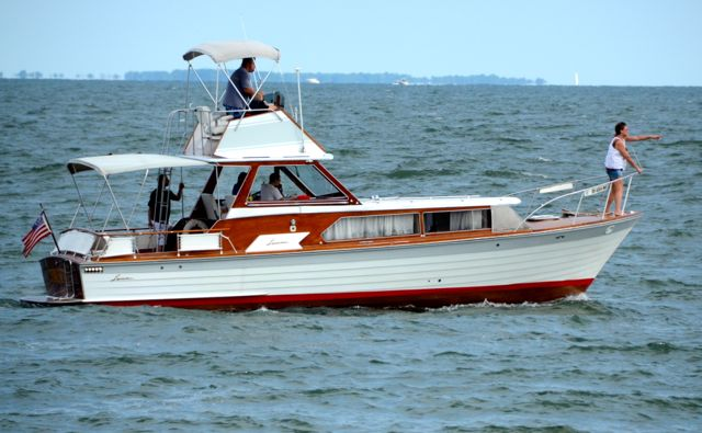 Lake Erie Winds: Lakeside Wooden Boat Show