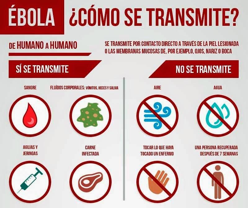 ¿Qué es el virus ébola?