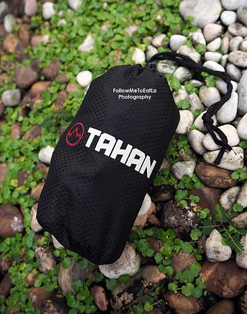 PTT OUTDOOR TAHAN Ultralight 35L Foldable Backpack