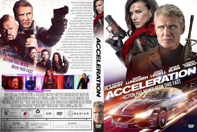 Acceleration DVD Cover