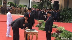 Anies Rombak 2.650 Pejabat Eselon III dan IV DKI Jakarta